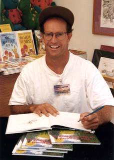 Children's book author Scott E. Sutton